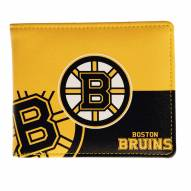 Boston Bruins Bi-Fold Wallet