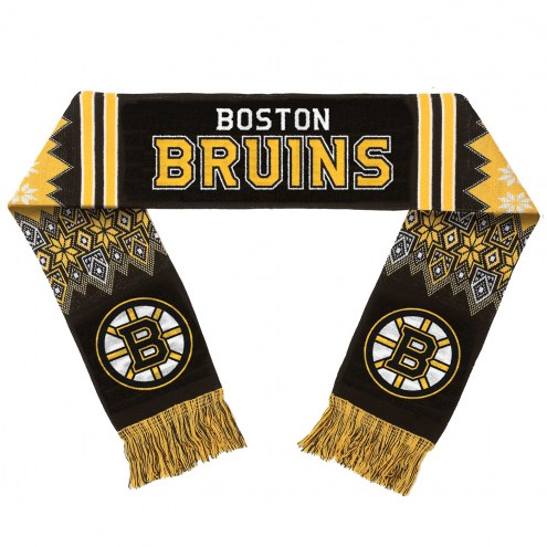 Boston Bruins Lodge Scarf