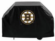 Boston Bruins Logo Grill Cover