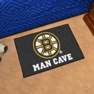 Boston Bruins Man Cave Starter Mat