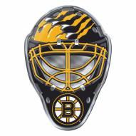 Boston Bruins Mask Car Emblem