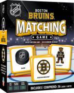 Boston Bruins Matching Game