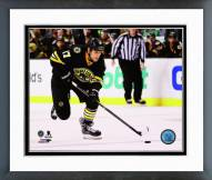 Boston Bruins Milan Lucic Action Framed Photo