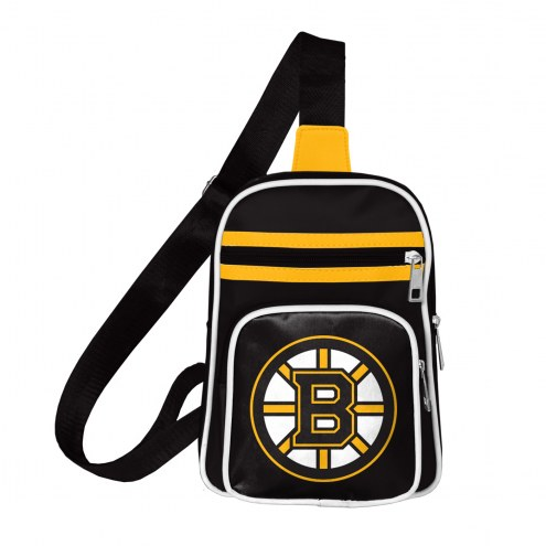 Boston Bruins Mini Cross Sling Bag
