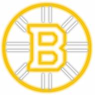 Boston Bruins Neon Light