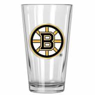 Boston Bruins NHL Pint Glass - Set of 2