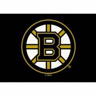 Boston Bruins NHL Team Spirit Area Rug