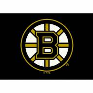 Boston Bruins NHL Team Spirit Area Rug