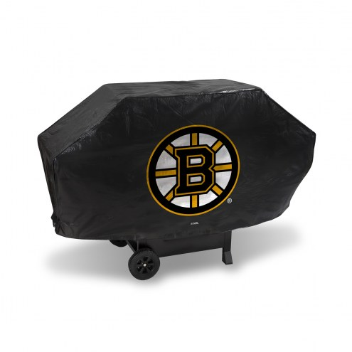 Boston Bruins Padded Grill Cover