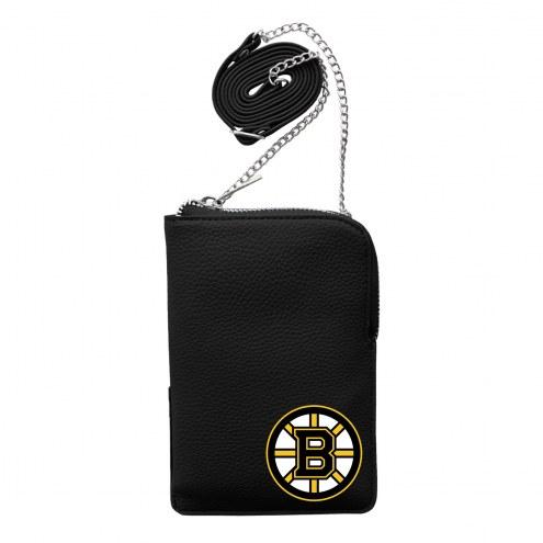 Boston Bruins Pebble Smart Purse