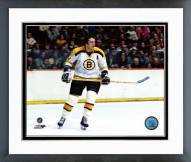 Boston Bruins Phil Esposito Action Framed Photo