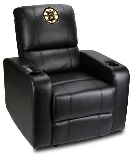 Boston Bruins Power Theater Recliner