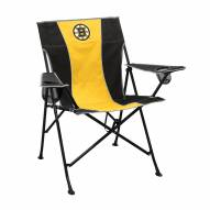 Boston Bruins Pregame Tailgating Chair
