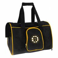 Boston Bruins Premium Pet Carrier Bag