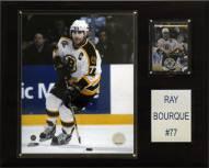 "Boston Bruins Ray Bourque 12"" x 15"" Player Plaque"