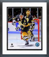 Boston Bruins Ray Bourque Action Framed Photo