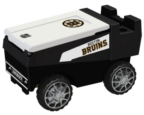 Boston Bruins Remote Control Zamboni Cooler