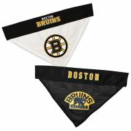 Boston Bruins Reversible Dog Bandana