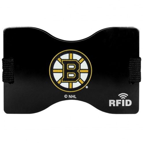 Boston Bruins RFID Wallet