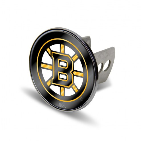 Boston Bruins Laser Hitch Cover