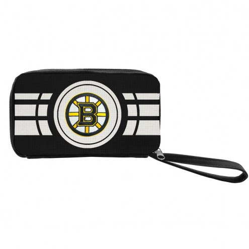 Boston Bruins Ripple Zip Wallet