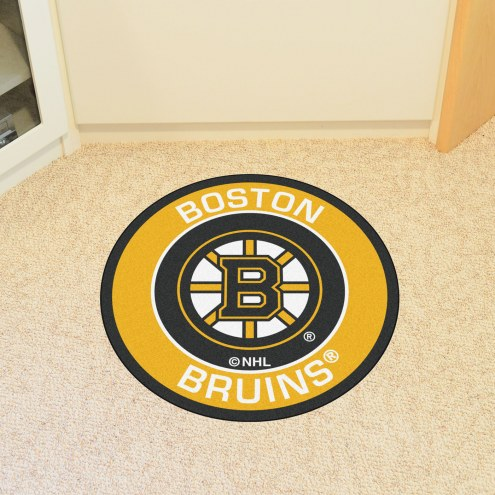 Boston Bruins Rounded Mat