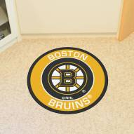 Boston Bruins Rounded Mat