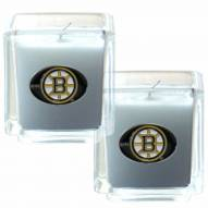 Boston Bruins Scented Candle Set