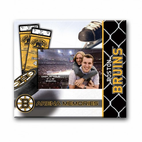 Boston Bruins Scrapbook