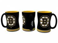 Boston Bruins Sculpted Relief Coffee Mug