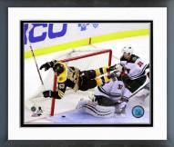 Boston Bruins Seth Griffith 2014-15 Action Framed Photo