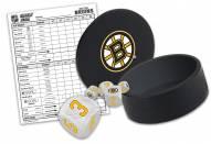 Boston Bruins Shake N' Score Travel Dice Game
