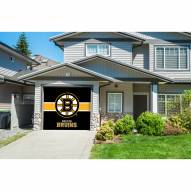 Boston Bruins Single Garage Door Cover