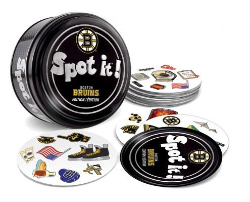 Boston Bruins Spot It! Card Game