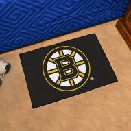 Boston Bruins Starter Rug