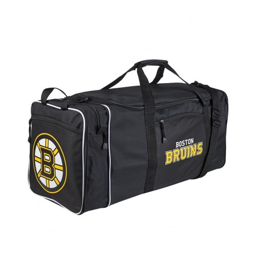 Boston Bruins Steal Duffel Bag