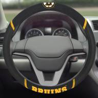 Boston Bruins Steering Wheel Cover