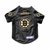 Boston Bruins Stretch Dog Jersey