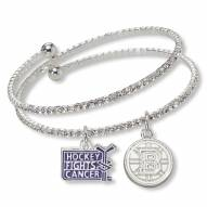 Boston Bruins Support HFC Crystal Bracelet