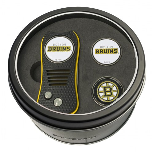 Boston Bruins Switchfix Golf Divot Tool & Ball Markers