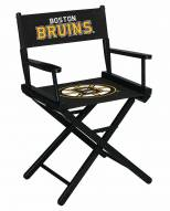 Boston Bruins Table Height Director's Chair