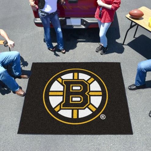 Boston Bruins Tailgate Mat