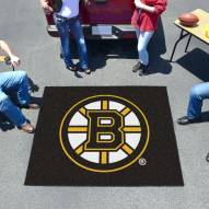 Boston Bruins Tailgate Mat