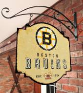 Boston Bruins Tavern Sign