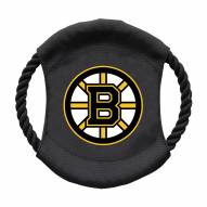 Boston Bruins Team Frisbee Dog Toy