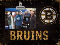 Boston Bruins Team Name Clip Frame