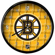 Boston Bruins Team Net Clock