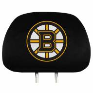 Boston Bruins Car Headrest Covers