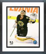 Boston Bruins Tuukka Rask Action Framed Photo