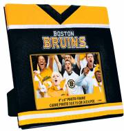 Boston Bruins Uniformed Picture Frame